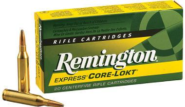 Remington Express Core-Lokt .243 Win 100gr (20)