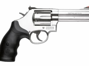 "Smith & Wesson 686 with 4.25"" Barrel"