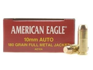 American Eagle 10mm Auto 180gr FMJ (50 Rounds)