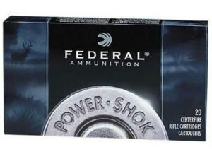 Federal .223 55gr SP (20 Rounds)