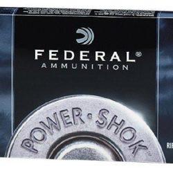 "Federal Power-Shok 12 Gauge 2 3/4"" 00 Buckshot (250 Shells)"