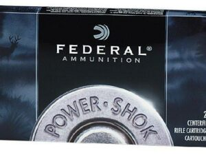 "Federal Power-Shok 12 Gauge 2 3/4"" 00 Buckshot (250 Shells)"