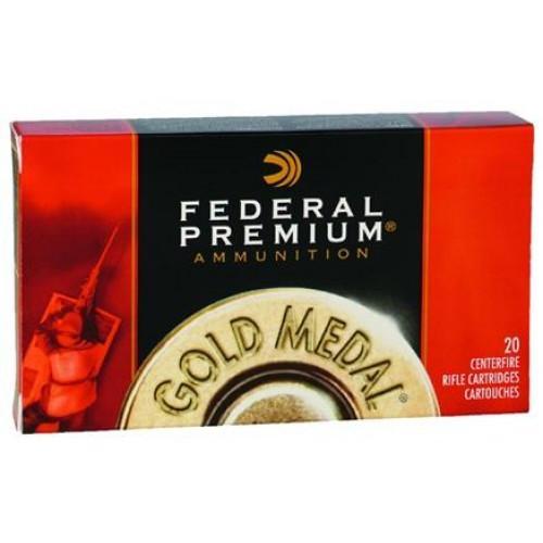 Federal Premium .223 69 gr Sierra Matchking (20 rounds)