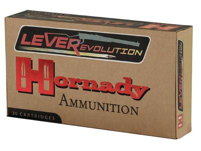 Hornady Leverevolution .45-70 GOVT 325gr FTX (20 Rounds)