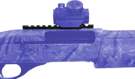 Millett Remington 870 Picatinny Rail