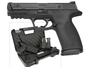 Smith & Wesson M&P 40 range ready kit