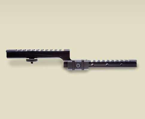 Millett fixed carry handle mount for AR 15