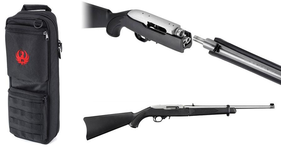 Ruger 10/22 Takedown Rifle (K10/22TD)