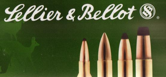 Sellier & Bellot 7.62x54R 180 gr SP (20 Rounds)