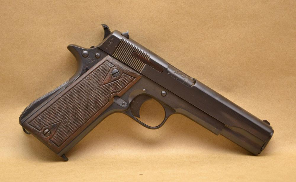 Star Model B (.08) for German Army Service