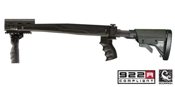 ATI Strikeforce SKS Stock with pistol grip (black)