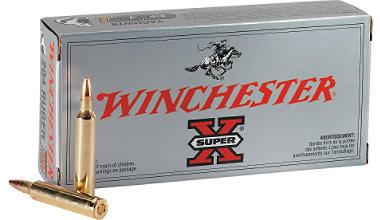 Winchester .204 Ruger JHP (20 Rounds)