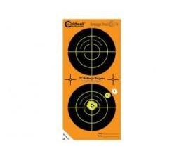 "Caldwell Orange Peel targets 3"" bull"