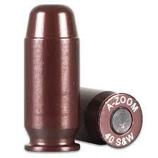 A zoom precision snap caps .40S&W