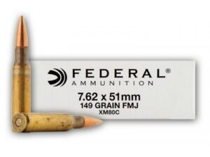Federal XM80C Lake City .308 WIN 149 gr (20 rounds)