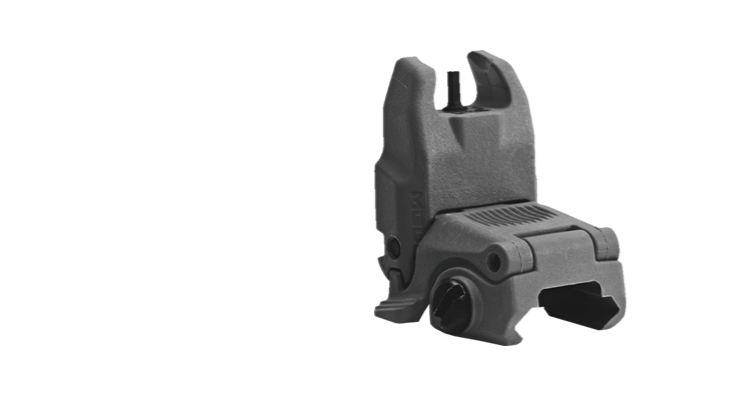 MBUS Magpul back up sight - Front