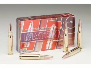 Hornady 308 178 g superformance match