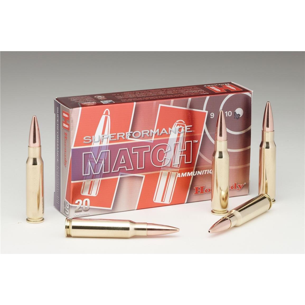 Hornady 308 178 g superformance match