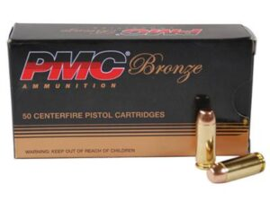 PMC .40 S&W 180 gr FMJ