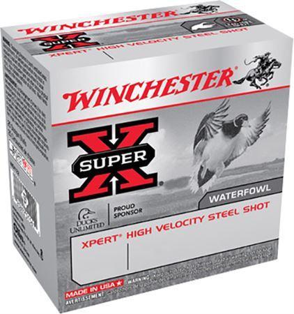 """Winchester Xpert 12 Gauge 3"""" 1300 FPS 1 1/4 Oz. #2 Shot (25 Shells)"""