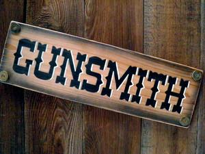 Gunsmithing and Cleaning