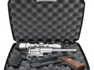 MTM  Double Pistol Case