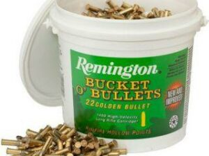 Remington bucket bullets .22 1400x
