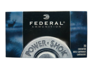 Federal .30-06 Springfield 180 gr SP