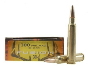 Federal Fusion 300 Winchester Magnum 180 Gr. SP (20 rounds)