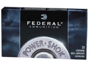 Federal Power-Shok .300 Win Mag 150gr Speer Hot-Cor SP (20 Rounds)
