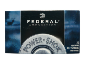 Federal .30-06 Win 220 gr (20 Rounds)