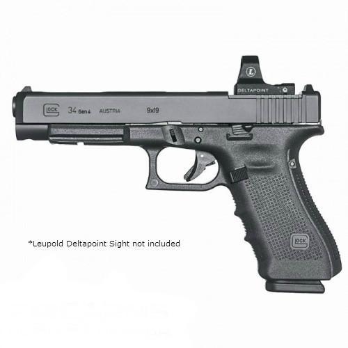 Glock 34 Modular Optic System Gen4