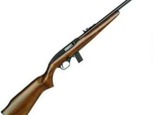 Mossberg 702 Plinkster Semiautomatic Rimfire Rifles- Wood stock