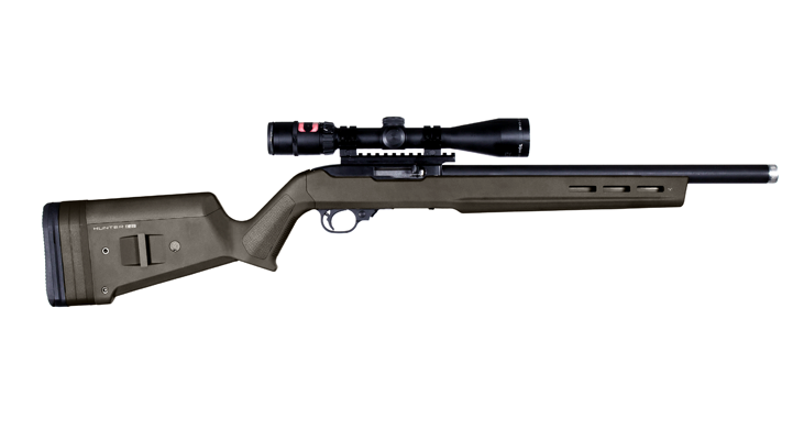 Magpul Hunter X-22 Stock – Ruger® 10/22