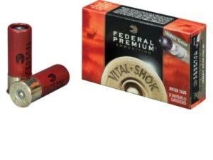Federal Vital Shok Slug 12 Ga 2-3/4