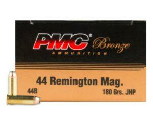 PMC .44 Magnum 180 gr JHP