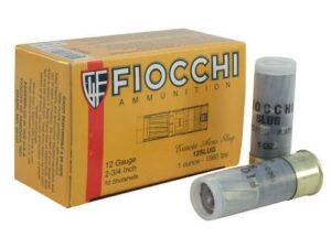Fiocchi 12 GA High Velocity Slug