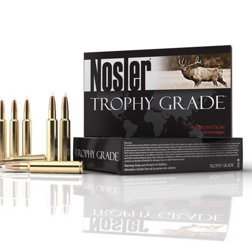Nosler Trophy Grade 6.5 x 55 140 gr AccuBond