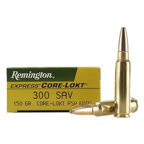 Remington 300 Savage 150 Gr Core-Lokt