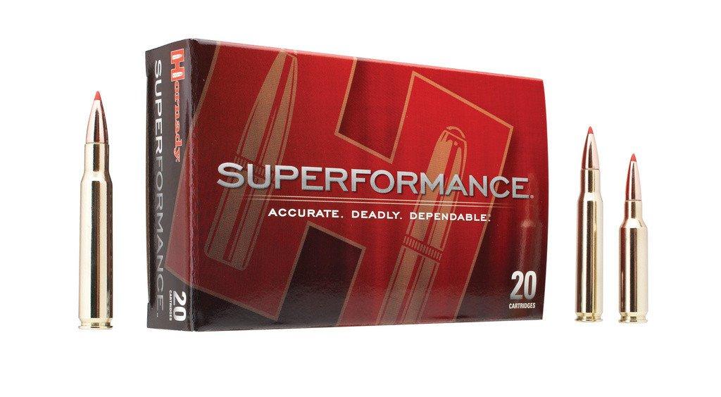 Hornady Superformance 6.5X55 Swede 140 GR SST