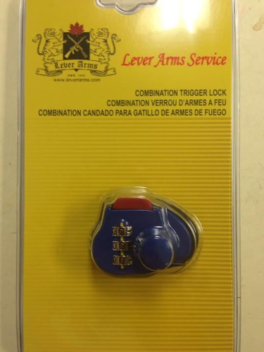 Lever Arms Trigger lock