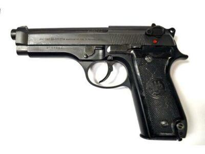 Italian Police Surplus Beretta 92S