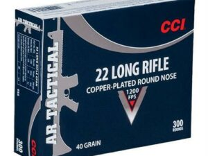 CCI AR Tactical Rimfire .22LR - 300 Round Box