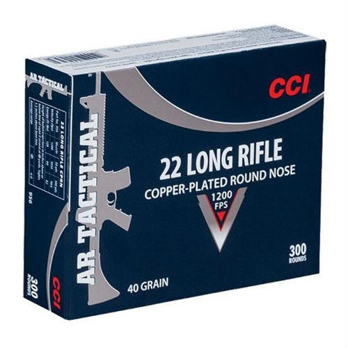 CCI AR Tactical Rimfire .22LR - 300 Round Box