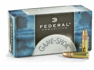Federal 710 Game-Shok 22LR - 500rd