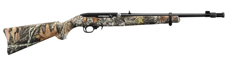 Ruger 10/22 Tactical Takedown Rifle (10-22 1138)