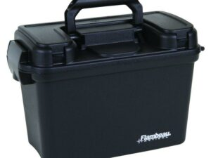 "Flambeau 14"" Tactical Dry Box, Black"