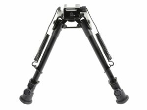 "Champion  Adjustable Bipod  w/ Cant 13.5"" to 23"" Black"