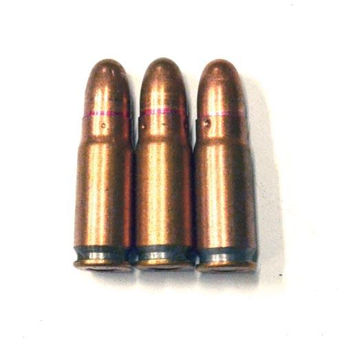 2520 rounds of Chinese military surplus Copper Washed 7.62x25 FMJ