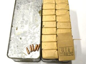 1260 rounds of Chinese military surplus Copper Washed 7.62x25 FMJ